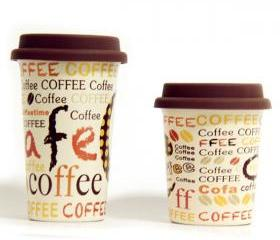 Couple Coffee Cups Set